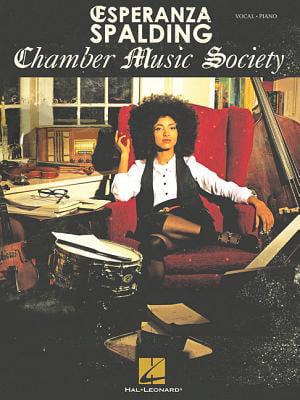 Esperanza Spalding Chamber Music Society by Hal Leonard