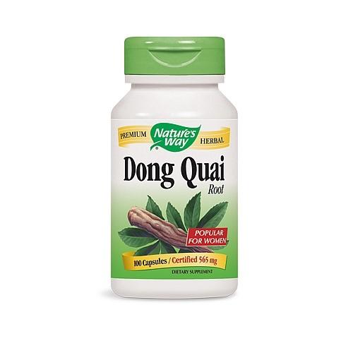 Nature's Way Dong Quai Root 100 Capsules