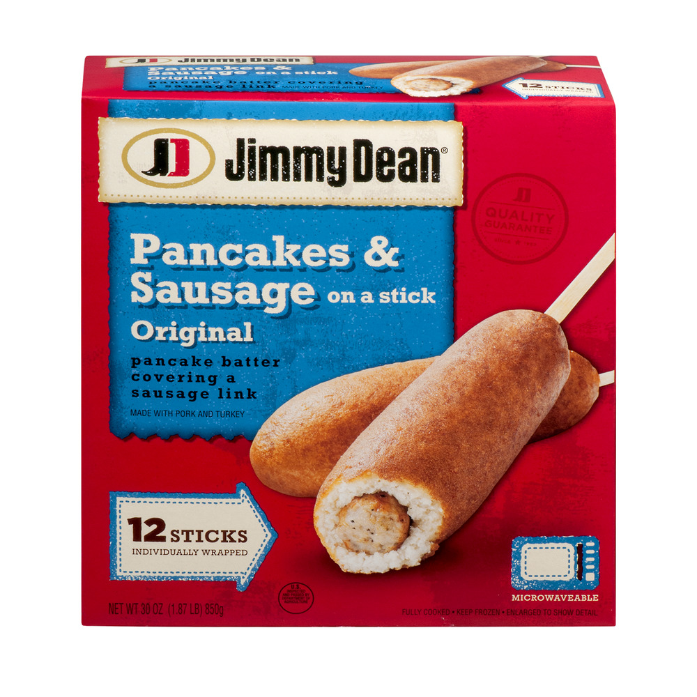 Jimmy Dean Pancake & Sausage on a Stick Original - 12 CT