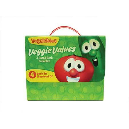 Halloween Veggie Ideas (VeggieTales Veggie Values: A Board Book)