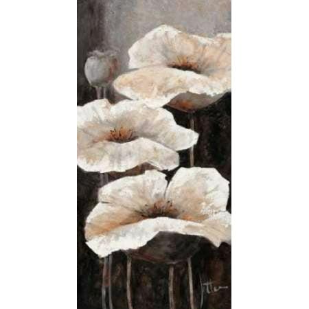 Copper Ambiance Art (Ambiance IV Canvas Art - Jettie Roseboom (24 x 48) )