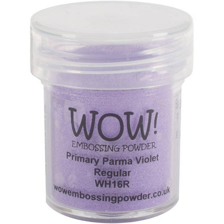 WOW! Embossing Powder, 15ml (Blue Embossing Powder)