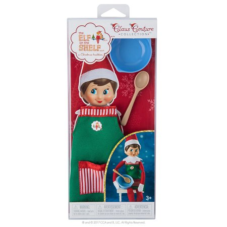 Elf on the Shelf Claus Couture Sweet Shop Set Novelty, Green/ Red By The Elf on the Shelf ()