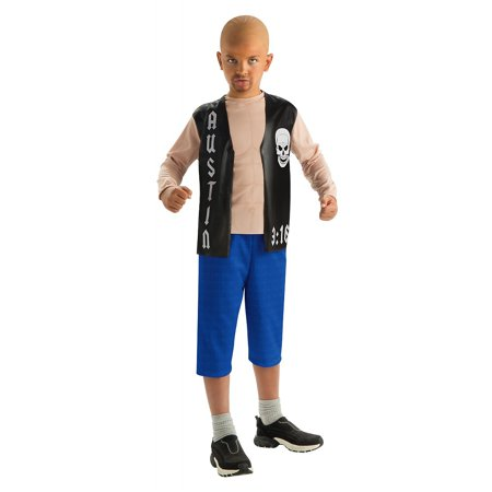 Stone Cold Steve Austin Child Costume - Large