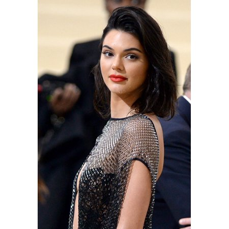 Kendall Jenner At Arrivals For Rei Kawakubo & Comme Des Garcons Costume Institute Gala - Arrivals 1 Metropolitan Museum Of Art New York Ny May 1 2017 Photo By Kristin CallahanEverett Collection