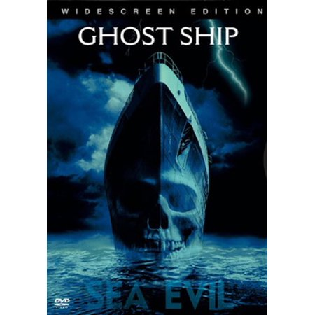 Halloween Ghost Projection Dvd (Ghost Ship (DVD))