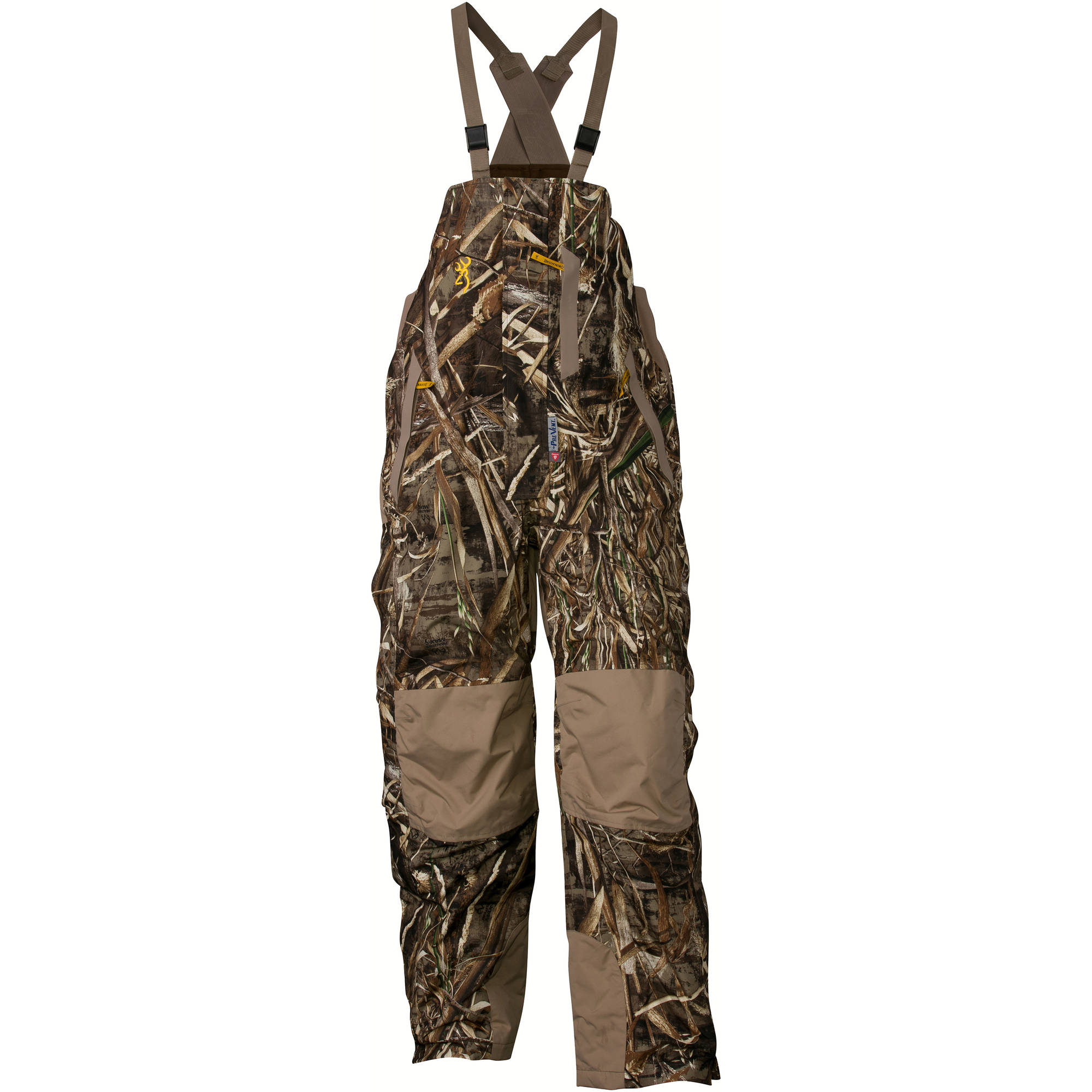 Browning Wicked Wing Insulated Bib, Realtree Max 5 by Browning
