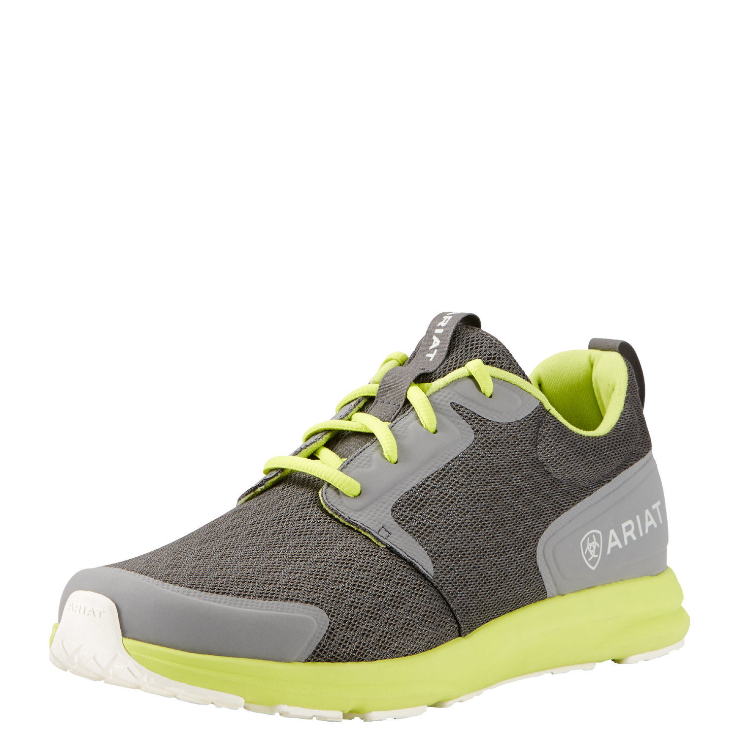 Ariat Fuse Round Toe Synthetic Running Shoe by Ariat