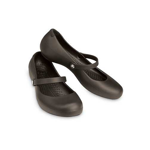 Crocs Alice Work Black W 5 by CROCS