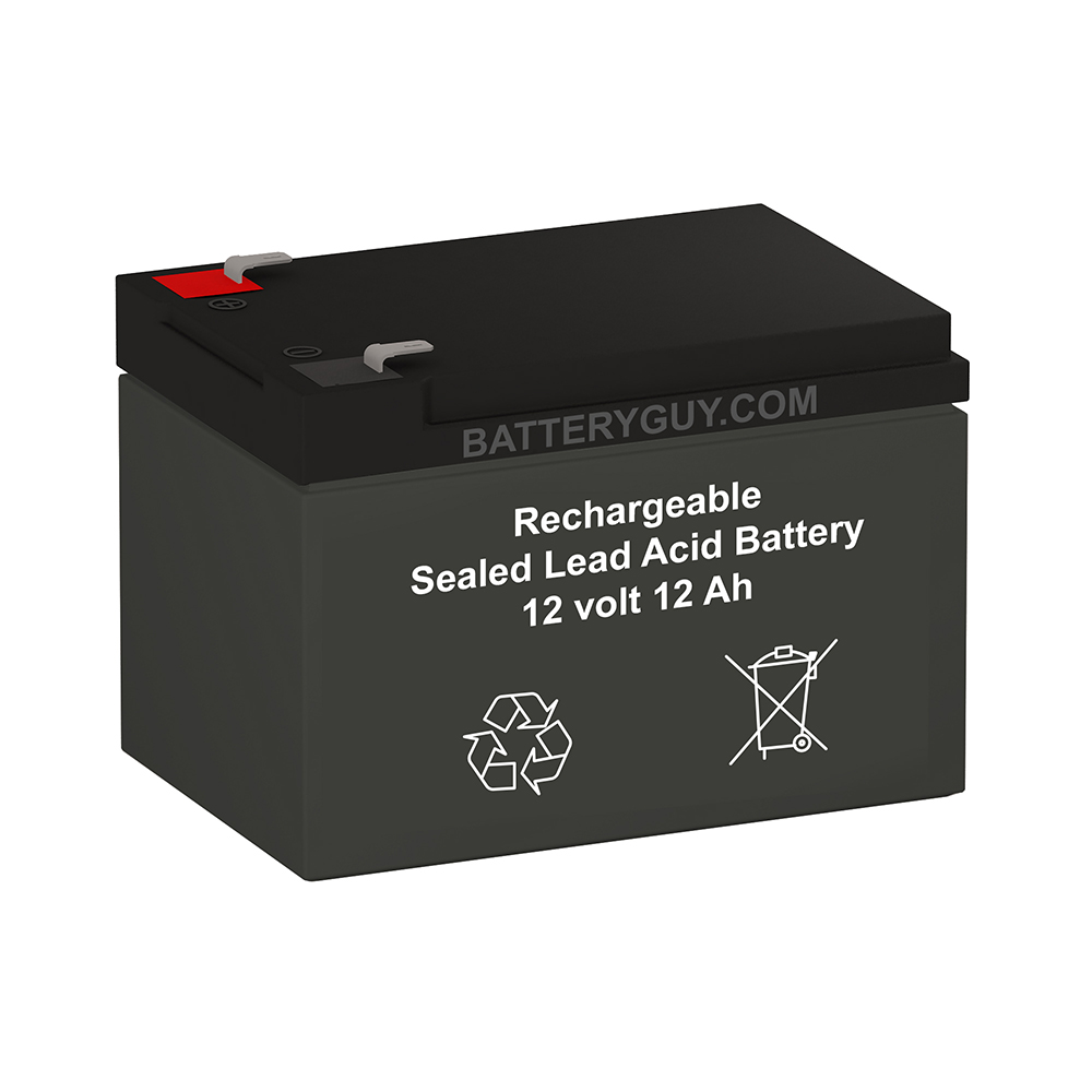 Rechargeable, high Rate Eaton Powerware 9125 Replacement Battery