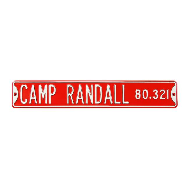 Authentic Street Signs 70190 Camp Randall Street Sign - image 1 of 1
