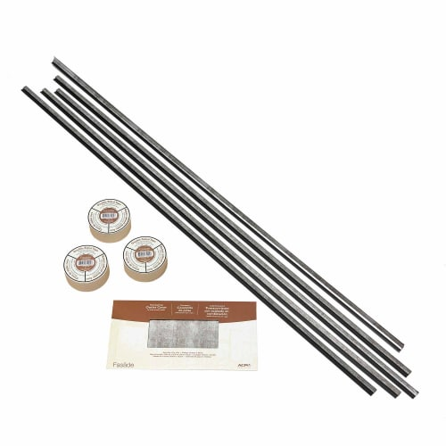 ACP 950 Fasade 48 Inch Long Finish Kit With Tape