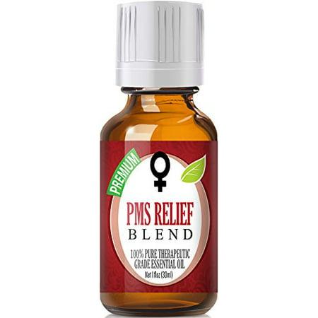 PMS Relief Mélange d'huiles essentielles 100% pure, meilleure thérapeutique de qualité - 30ml - Comparable aux femmes Solace & Young Living Dragon Time doTERRA