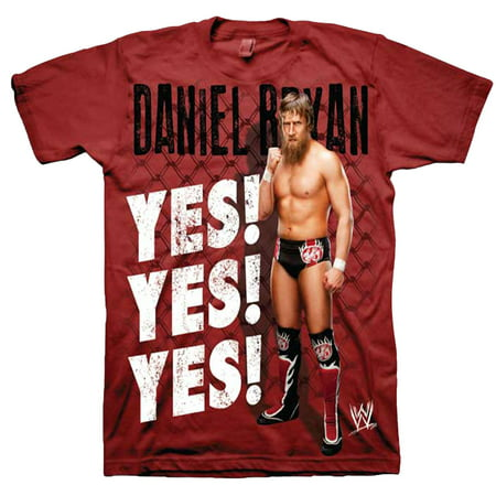 Breen Apparel (WWE Daniel Bryan Yes Yes Yes Youth T-shirt (Juvy 4,)