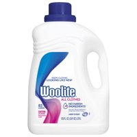 Woolite Clean & Care Laundry Detergent, 83 - 50 loads