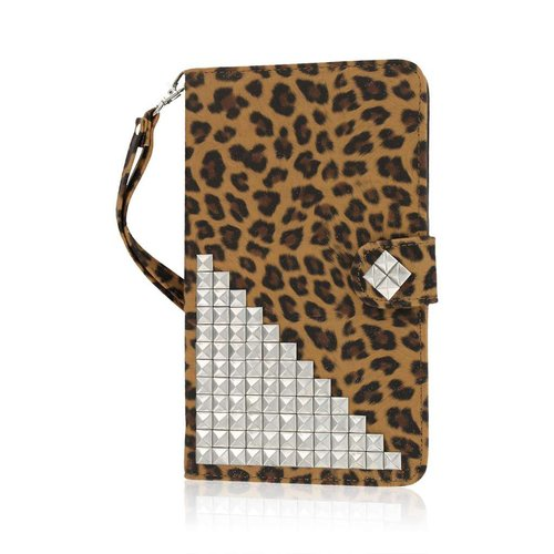 "Samsung Galaxy Tab 4 (7"") Wallet Case Flip Cover"
