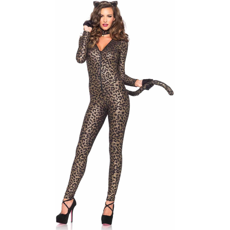 Leg Avenue 3-Piece Sex Kitten Adult Halloween Costume