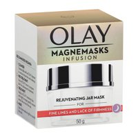 Olay Magnemasks Infusion Rejuvenating Jar Mask for Fine Lines and Lack of Firmness, 50g