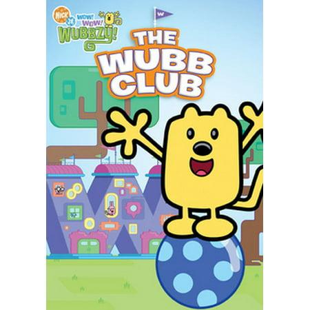 Wow Wow Wubbzy: The Wubb Club (DVD) - Halloween Songs Wubbzy