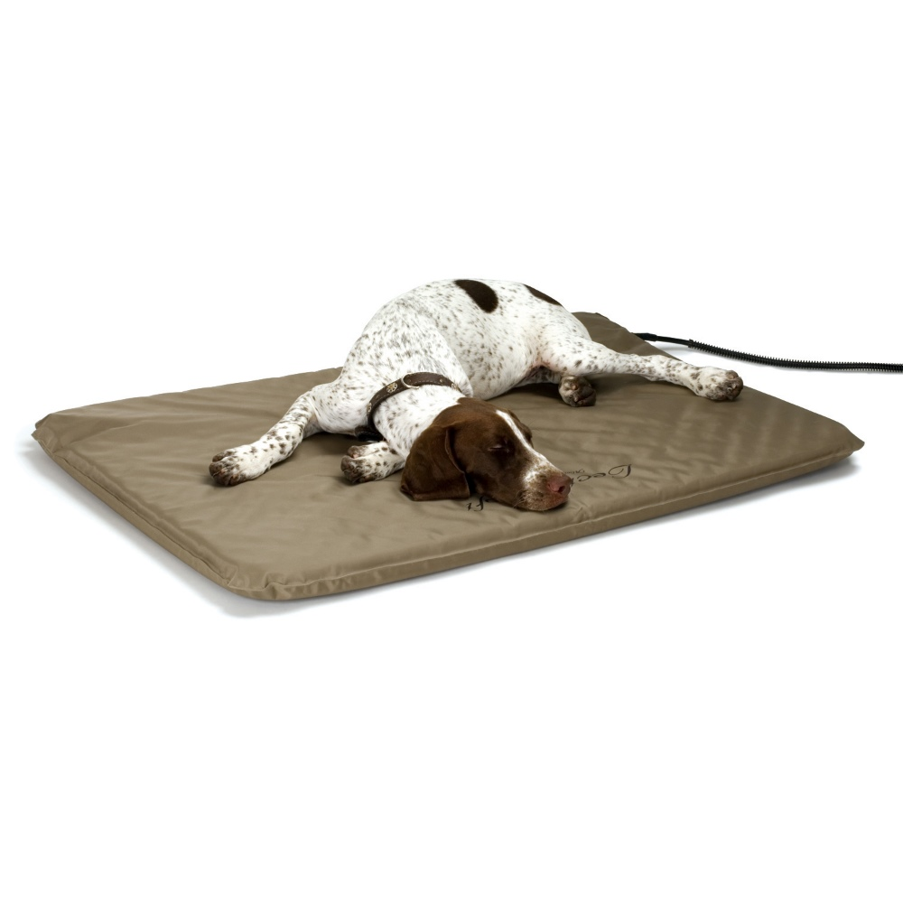 K&H Manufacturing K;H Dog Lectro-Soft Heated Outdoor Bed ...