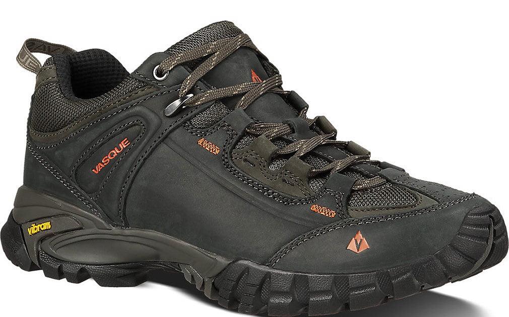 Vasque Men's MANTRA 2.0 Hiking Sneakers Black 11 M by Vasque