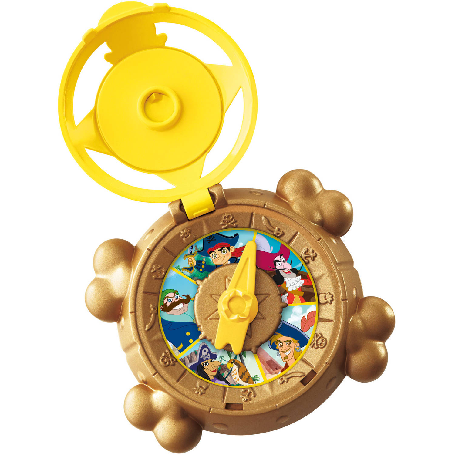 Fisher-Price Jake and The Neverland Pirates Captains\' Compass ...