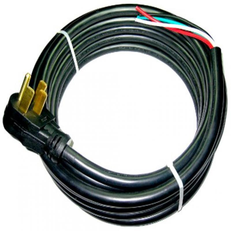 Conntek 14301 RV/Generator Power Cord 25-Foot 50 Amp Male...