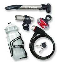 Zefal 6-Piece Bike Accessories Starter Pack