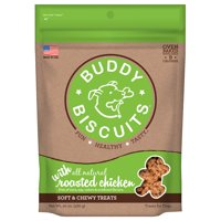 Cloud Star Buddy Biscuits Soft & Chewy Roasted Chicken Dry Dog Treat, 20 oz