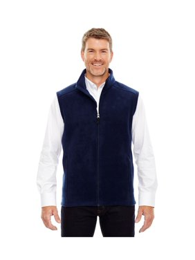 Core 365 Journey Men's Tall Zipper Fleece Vest, Style 88191T