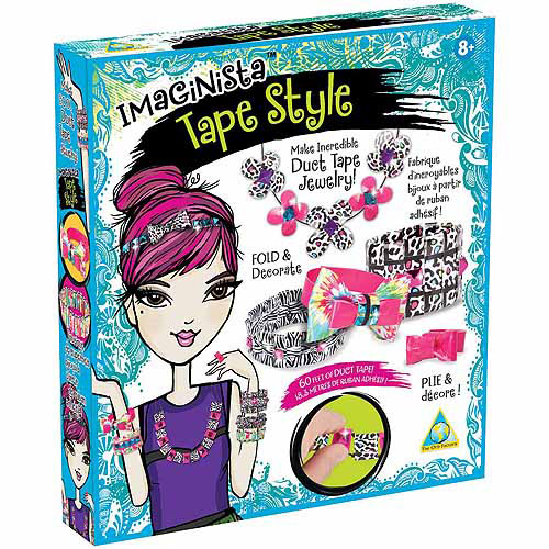 Imaginista Duct Tape Style - Craft Kits by Orb Factory (66420)