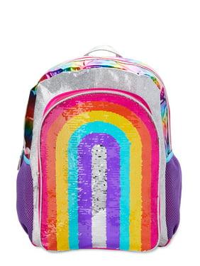 Wonder Nation Sequin Good Vibes Only Backpack