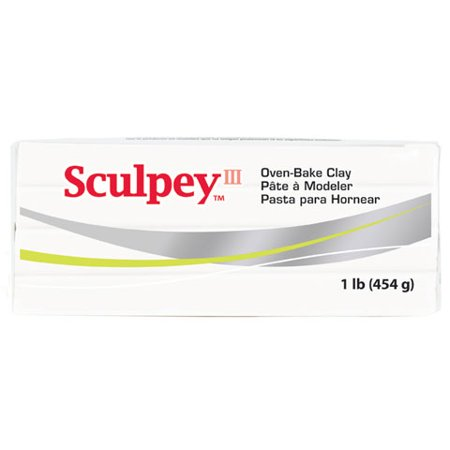 Sculpey Oven-Bake Clay White