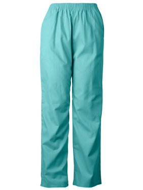 83a05736bd0 Product Image Medgear Unisex Scrubs Pants with Side Pockets and Elastic  Waist 802