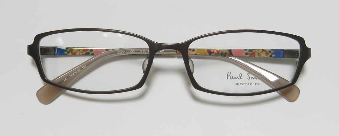 eac27b578e97 New Paul Smith 1016 Womens Ladies Designer Full-Rim Titanium Mauve Frame  Demo Lenses 52-16-133 Eyeglasses Glasses - Walmart.com