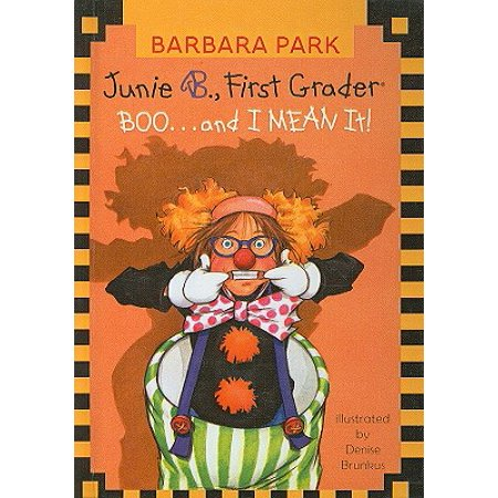 Halloween Activities For First Graders (Junie B., First Grader Boo... and I Mean)