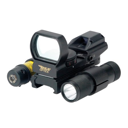 - GREEN RED MULTI RETICLE SIGHT LASER LIGH