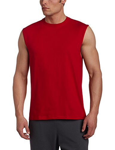 Russell Athletic Men's Basic Cotton Muscle T-Shirt