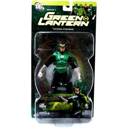 DC Green Lantern Series 4 Arkkis Chummuk Action Figure ()