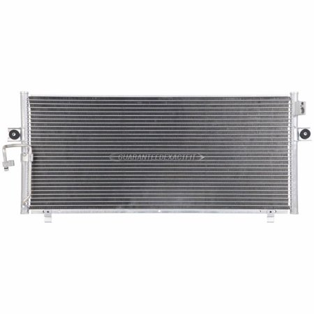A/C AC Air Conditioning Condenser For Infiniti G20 1999 2000 2001 (Infiniti G20 Air)