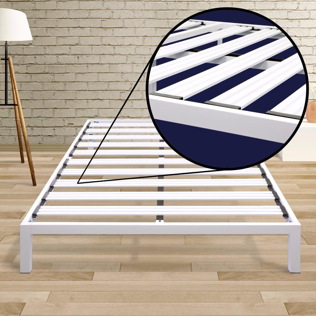Best Price Mattress Model C Heavy Duty Steel Bed Frame, Multiple Sizes by Best Price Mattress