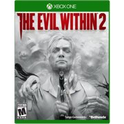 The Evil Within 2, Bethesda, Xbox One, REFURBISHED/PREOWNED