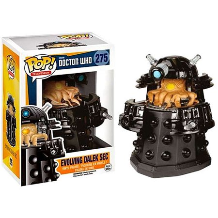 Funko Doctor Who POP! Television Evolving Dalek Sec Exclusive Vinyl Figure #223