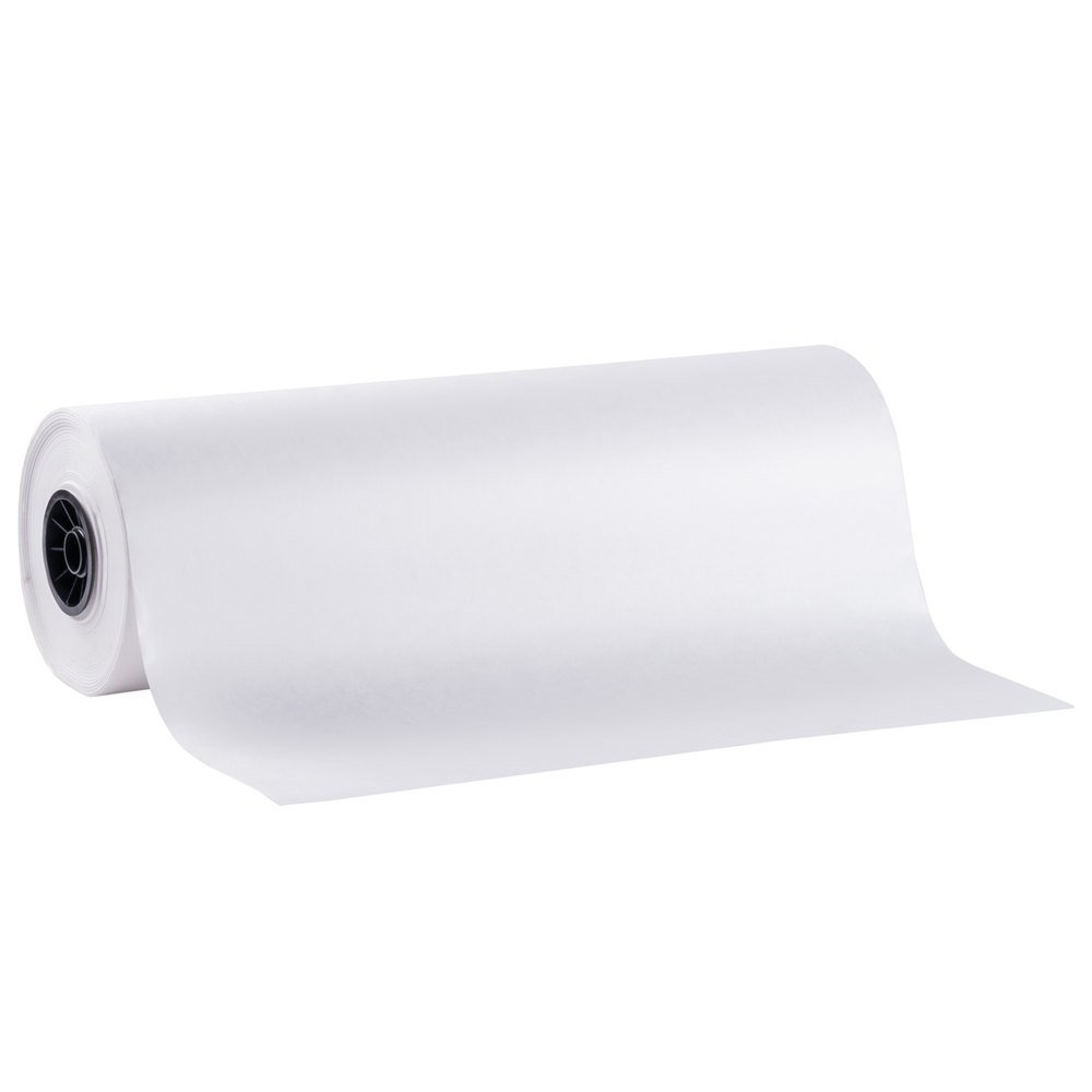 SafePro DW15, 15-Inch White Dry Wax Butcher Food Paper, W...