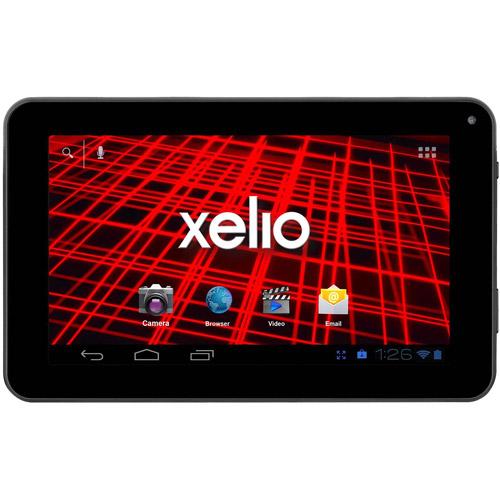 "XELIO 7"" Tablet With 4GB Memory"
