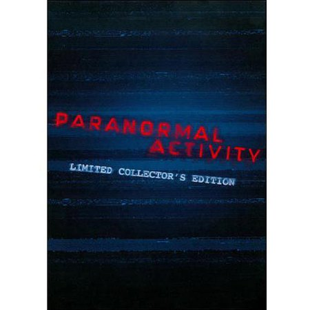 Paranormal Activity (Limited Collector's Edition) (Exclusive) (Widescreen, LIMITED)