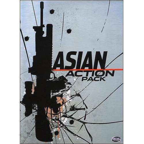 Asian Action Pack 54