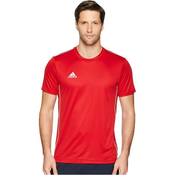 Adidas - adidas Mens Core 18 Training Jersey - Walmart.com ...