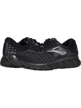 brooks men's glycerin 16 black/ebony 9 d us