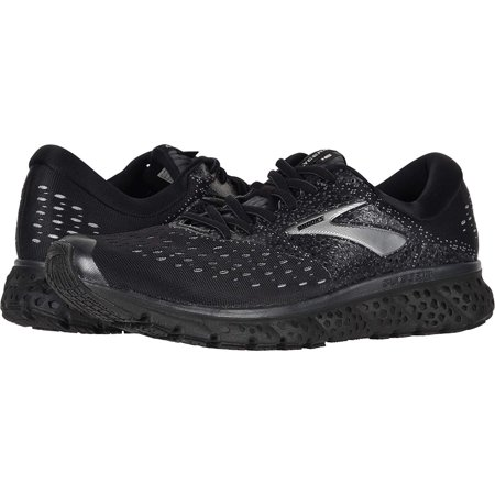Brooks Men's Glycerin 16 Black/Ebony 10 D US